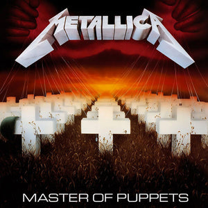 Metallica - Master of Puppets (Ltd. Ed. 180G) - Blind Tiger Record Club