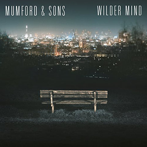 Mumford and Sons - Wilder Mind - Blind Tiger Record Club