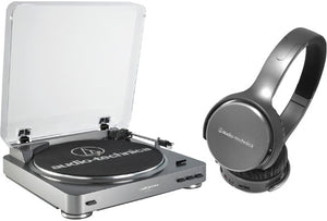 Audio Technica AT-LPH-Pack Bundle - Blind Tiger Record Club