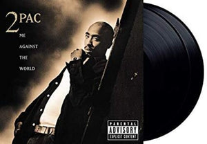 2Pac - Me Against The World (2XLP) - Blind Tiger Record Club