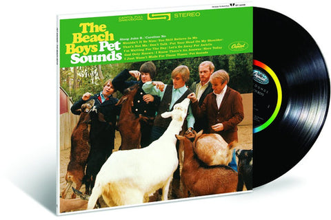 The Beach Boys - Pet Sounds [Stereo] (Ltd. Ed 180G Vinyl)