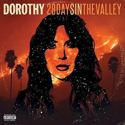 Dorothy - 28 Days In the Valley (White vinyl)