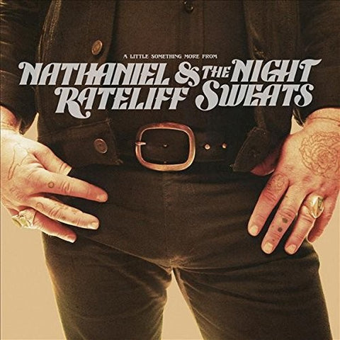 Nathaniel Rateliff & The Night Sweats - A Little Something More (Gatefold LP Jacket)