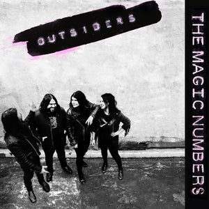 The Magic Numbers - Outsiders - Blind Tiger Record Club