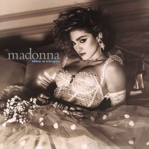 Madonna - Like A Virgin (Ltd. Ed. white vinyl)
