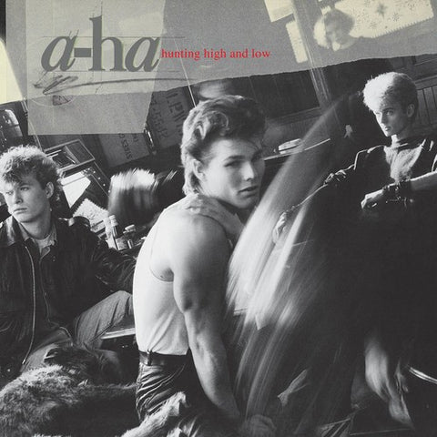A-Ha - Hunting High & Low (Ltd. Ed. Clear Vinyl)