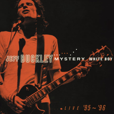 Jeff Buckley - Mystery White Boy (140g, 2XLP, Gatefold) - Blind Tiger Record Club