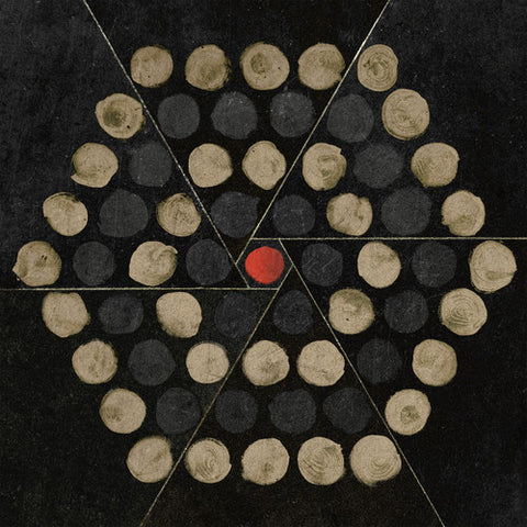 Thrice - Palms (Ltd. Ed. Red/Black Vinyl) - MEMBER EXCLUSIVE - Blind Tiger Record Club