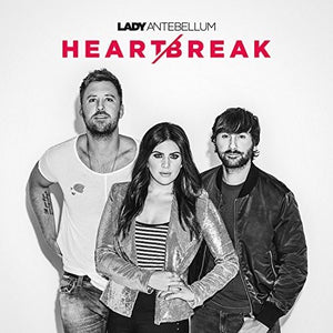 Lady Antebellum - Heart Break - Blind Tiger Record Club