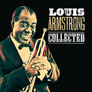 Louis Armstrong - Collected (Ltd. Ed. Green 2XLP) - Blind Tiger Record Club
