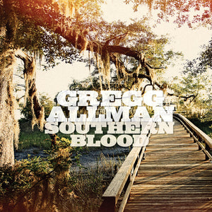 Gregg Allman - Southern Blood (Ltd. Ed. 180G Hardwood Vinyl - Blind Tiger Record Club