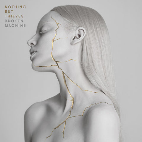 Nothing But Thieves - Broken Machine (140G Vinyl)