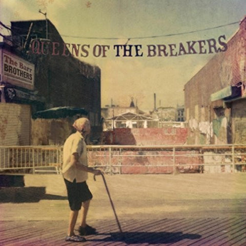 The Barr Brothers - Queens of The Breakers (Ltd. Ed. 180G Blue Vinyl) - Blind Tiger Record Club