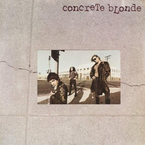 Concrete Blonde - Self Titled