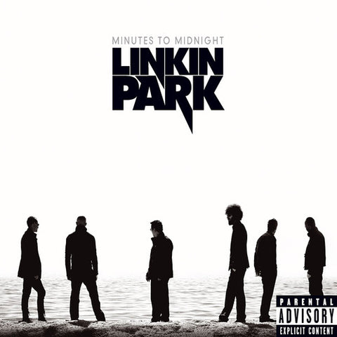 Linkin Park - Minutes To Midnight (Ltd. Ed. Picture Disc Vinyl) - Blind Tiger Record Club