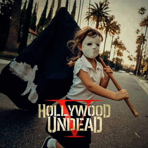 Hollywood Undead - Five [Explicit] - Blind Tiger Record Club