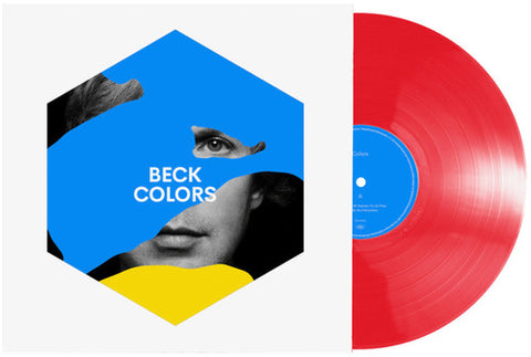 Beck -  Colors (Ltd. Ed. 180G Red Vinyl)