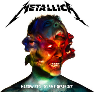 Metallica - Hardwired...to Self-destruct (Ltd. Ed. 180G Color Vinyl) - Blind Tiger Record Club