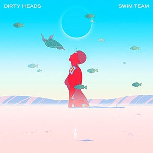 Dirty Heads - Swim Team (Red Vinyl) - Blind Tiger Record Club