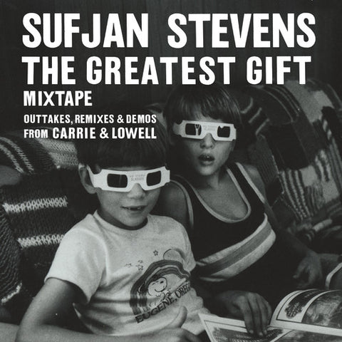 Sufjan Stevens - The Greatest Gift Mixtape - Blind Tiger Record Club