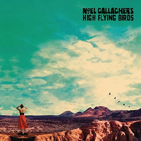 Noel Gallagher's High Flying Birds - Who Built The Moon? (Ltd. Ed. 180G) - Blind Tiger Record Club