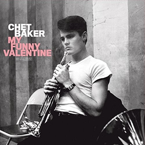 Chet Baker My Funny Valentine Import Blind Tiger Record Club