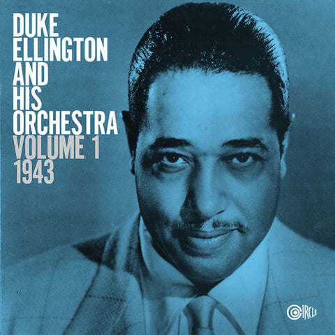 Duke Ellington - Volume 1: 1943 (Ltd. Ed. Blue/White swirl vinyl)