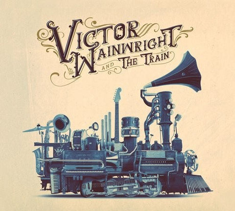 Victor Wainwright - Victor Wainwright & The Train