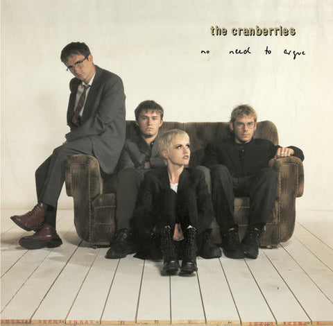 The Cranberries - No Need To Argue (Clear/Pink Vinyl) - Blind Tiger Record Club