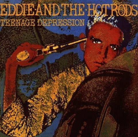 Eddie & the Hot Rods - Teenage Depression (Ltd. Ed. 140G Clear Vinyl) Members Only - Blind Tiger Record Club
