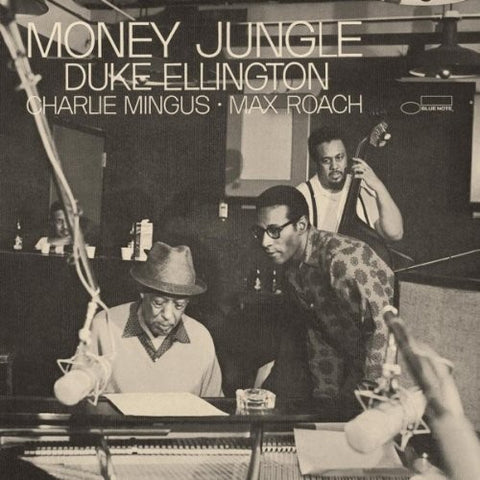 Duke Ellington / Charles Mingus / Max Roach - Money Jungle [Import] (Ltd. Ed. purple-colored vinyl, 180g)