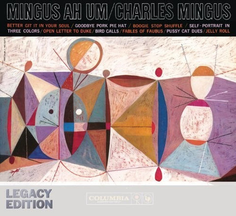Charles Mingus - Mingus Ah Um [Import] (Ltd. Ed. blue-colored vinyl, 180g)