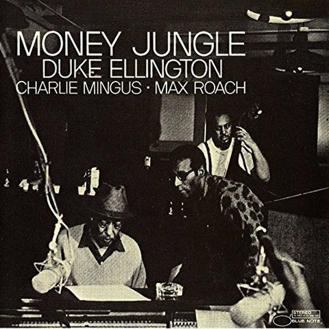 Duke Ellington / Charles Mingus / Max Roach - Money Jungle [Import]