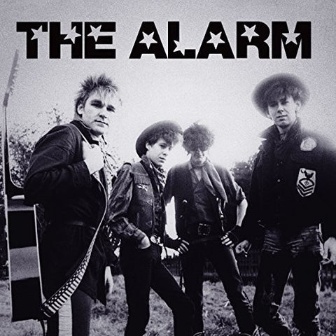The Alarm - Eponymous 1981-1983 (2XLP) - Blind Tiger Record Club