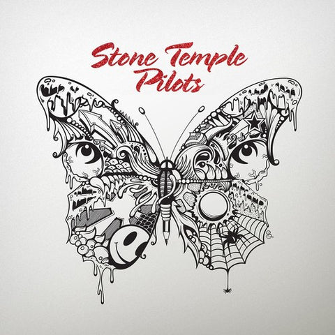 Stone Temple Pilots - Stone Temple Pilots - Blind Tiger Record Club
