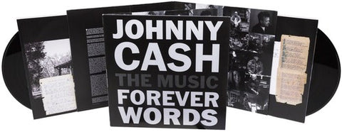 Various Artists - Johnny Cash: The Music - Forever Words - Blind Tiger Record Club