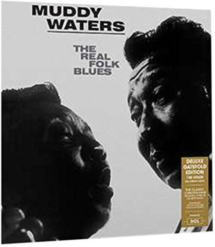 Muddy Waters - The Real Folk Blues [Import] - Blind Tiger Record Club