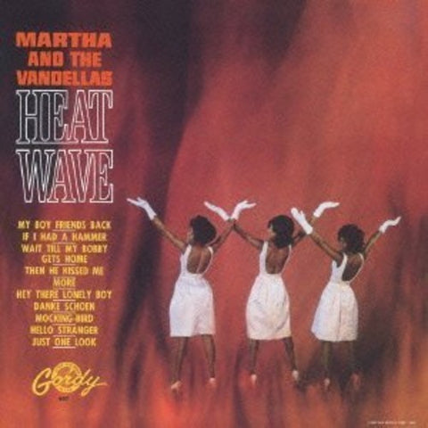 Martha & the Vandellas - Heat Wave [Import]
