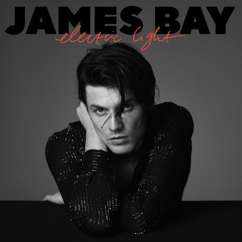 James Bay - Electric Light - Blind Tiger Record Club