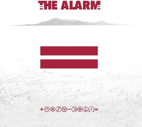 The Alarm - Equals (Gatefold packaging, 2XLP)