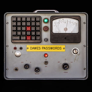 Dawes - Passwords (Ltd. Ed. Translucent Yellow Vinyl 2XLP) - Blind Tiger Record Club