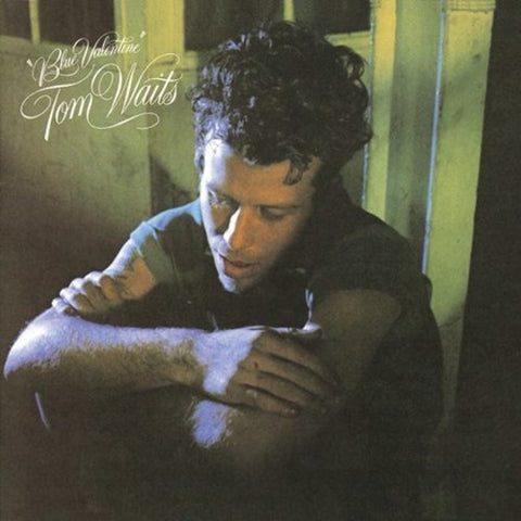 Tom Waits - Blue Valentine (Ltd. Ed. blue-colored vinyl, 180g, Remastered)