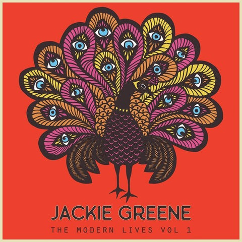 Jackie Greene - The Modern Lives Vol. 1 (Ltd. Ed. 180G Red Vinyl) - MEMBER EXCLUSIVE
