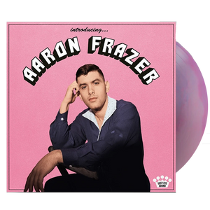 Aaron Frazer - Introducing... (Ltd. Ed. Translucent Pink Glass Vinyl) - MEMBER EXCLUSIVE - Blind Tiger Record Club