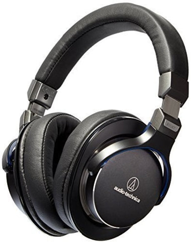 Audio Technica ATH-MSR7BK SonicPro Over-Ear High-Resolution Audio Headphones Black