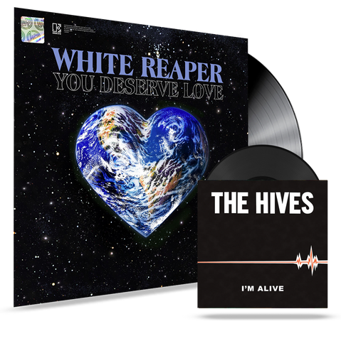 White Reaper - You Deserve Love - MEMBER EXCLUSIVE - Blind Tiger Record Club