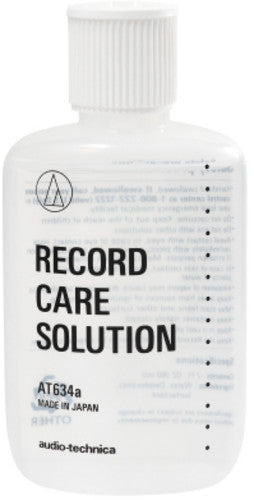 Audio Technica AT634a Record Cleaning Solution 2 Oz - Blind Tiger Record Club