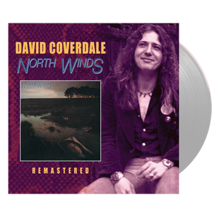 David Coverdale - Northwinds (Ltd. Ed. White Vinyl) - MEMBER EXCLUSIVE - Blind Tiger Record Club