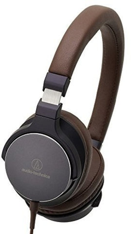 Audio Technica ATH-SR5NBW Hi-Res Portable On Ear Headphone (Color Options)