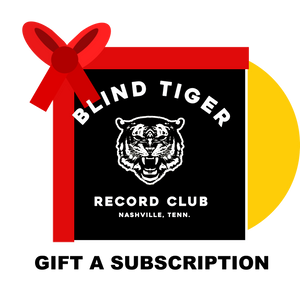Gift Subscription - Blind Tiger Record Club